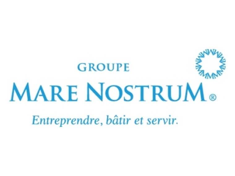 Groupe Mare Nostrum logo