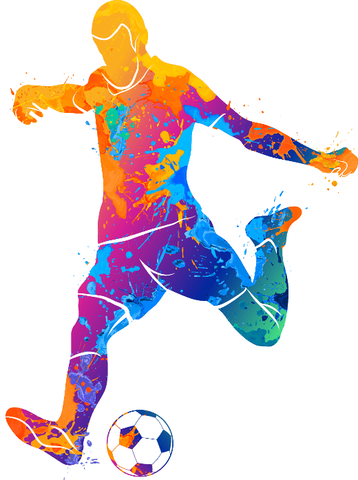 Sportifs de haut niveau illustration